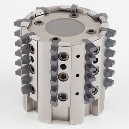 Shell Mill Replaceable Insert Holders