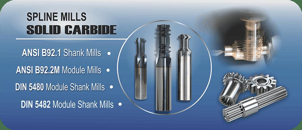 Spline Mills Solid Carbine