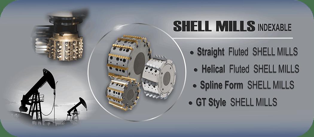 Shell Mill