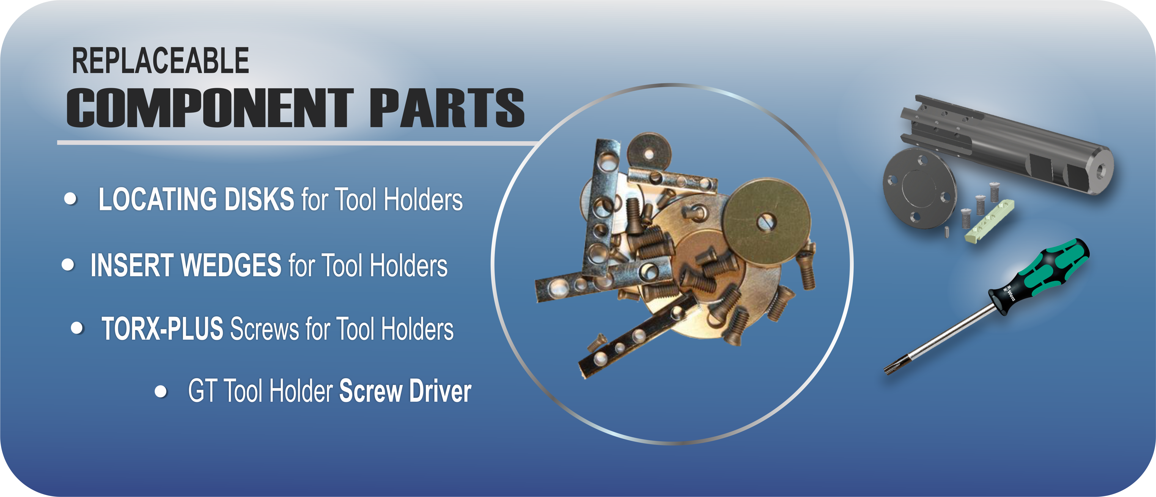 Replaceable Component Parts